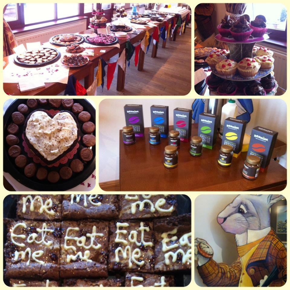 Mad Hatters Chocolate Tea Party
