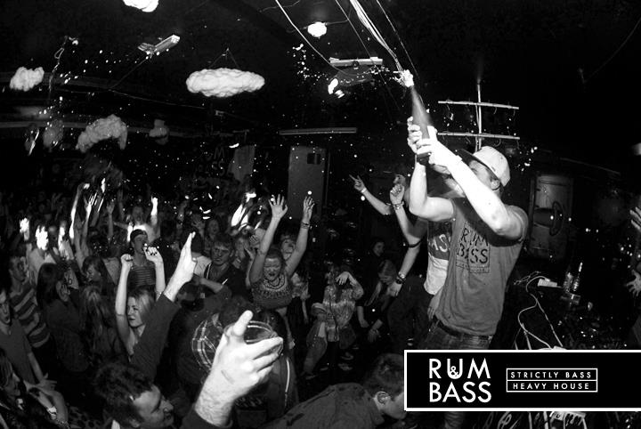 Rum & Bass, Antwerp Mansion