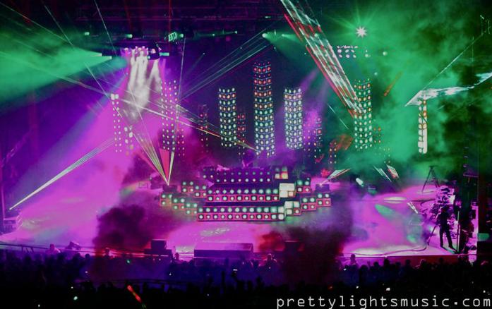 Pretty Lights - photo by Krystle Blackburn