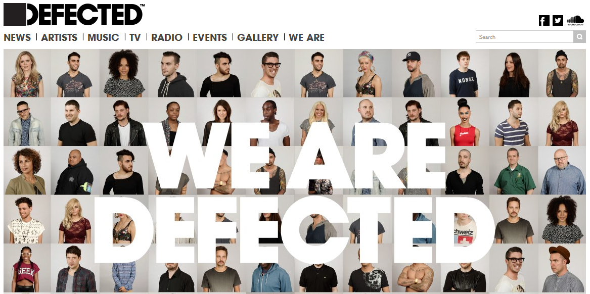 Defected Records In The House