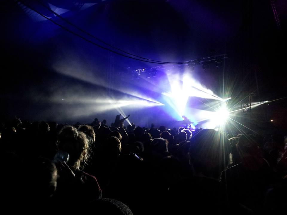 SBTRKT @ Beacons Festival