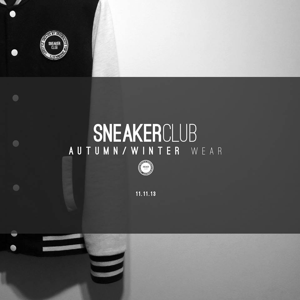 Sneaker Club Label