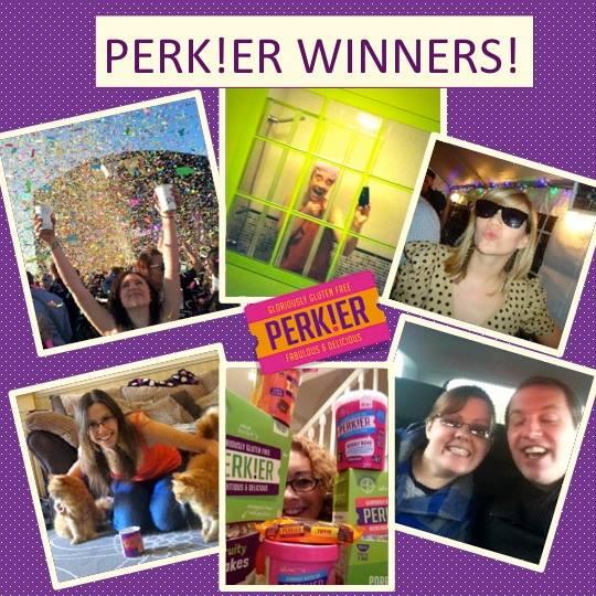 PERK!ER winner