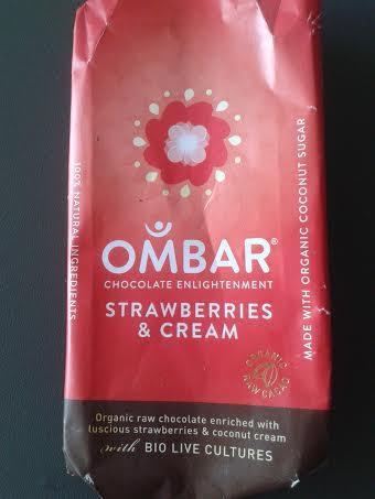 Ombar chocolate