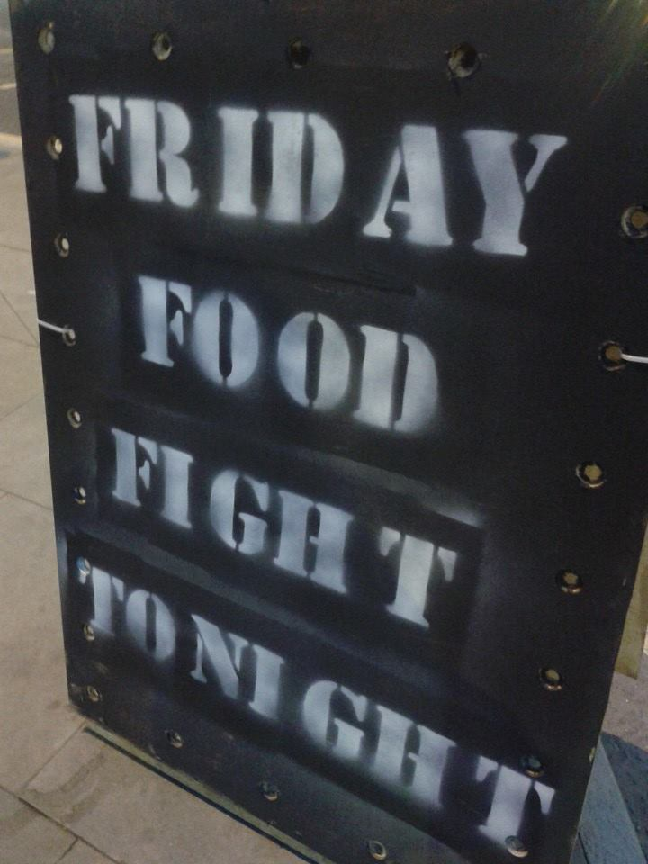 FridayFoodFight