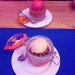 Dessert is served1