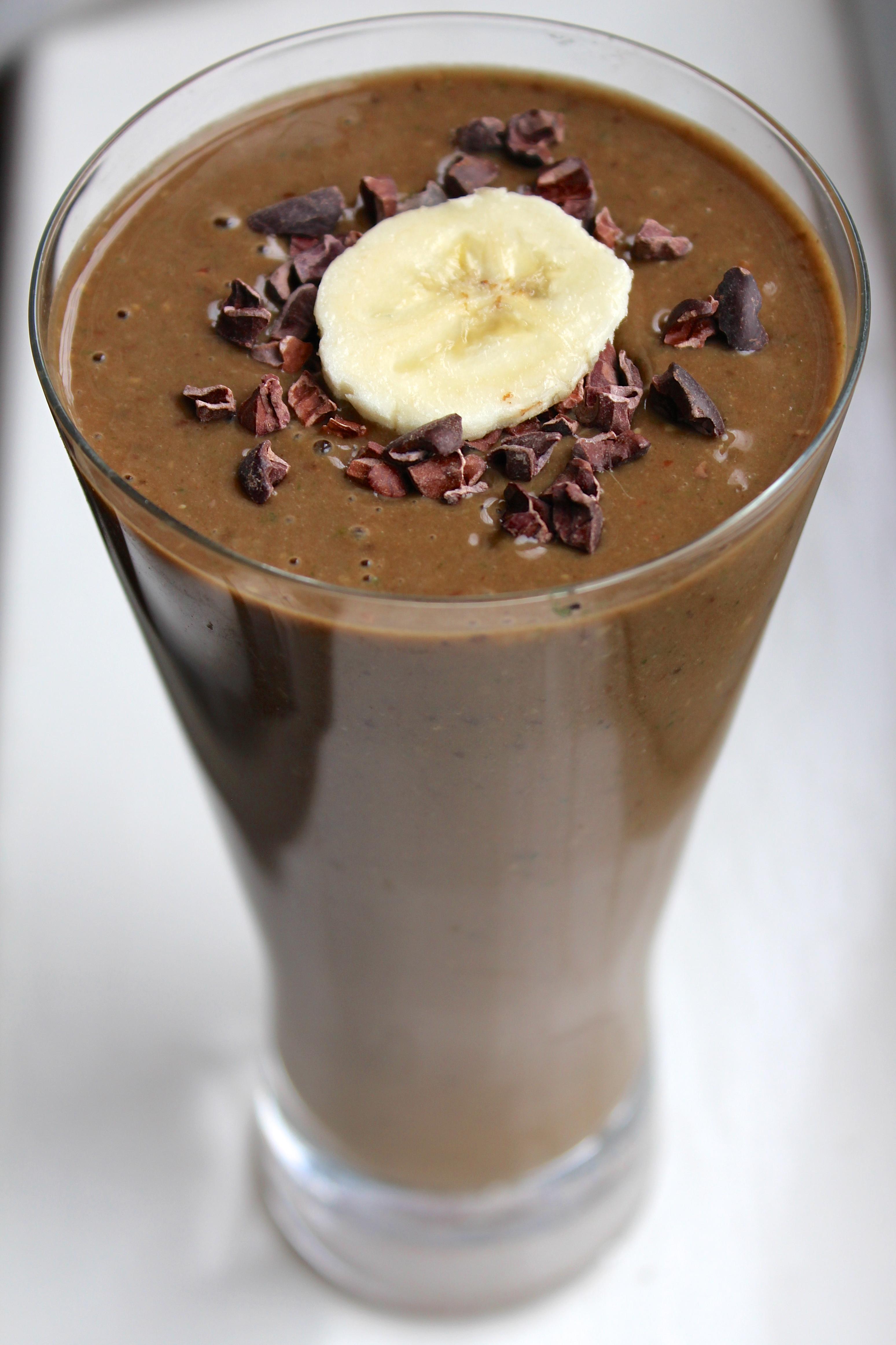 Banana Cacoa Smoothie