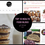 TOP HEALTH FOOD BLOGS