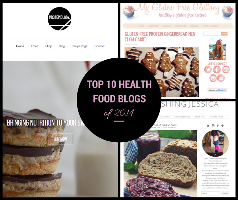 My top 10 inspirational health food blogs from 2014 spamellabs my top 10 inspirational health food blogs from 2014 forumfinder Gallery