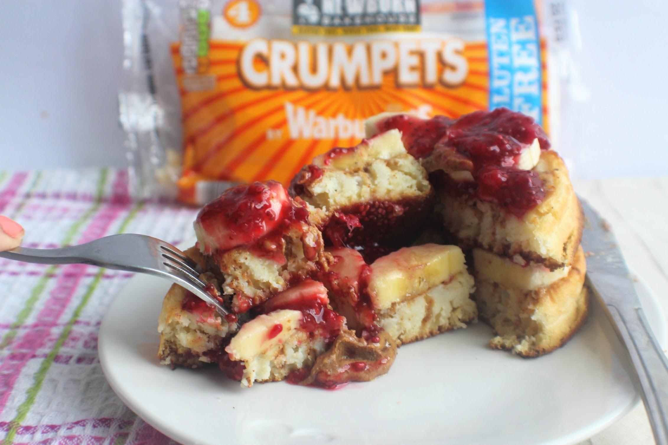 Newburn Bakehouse Gluten-Free Crumpet Challenge – SpamellaB's ...