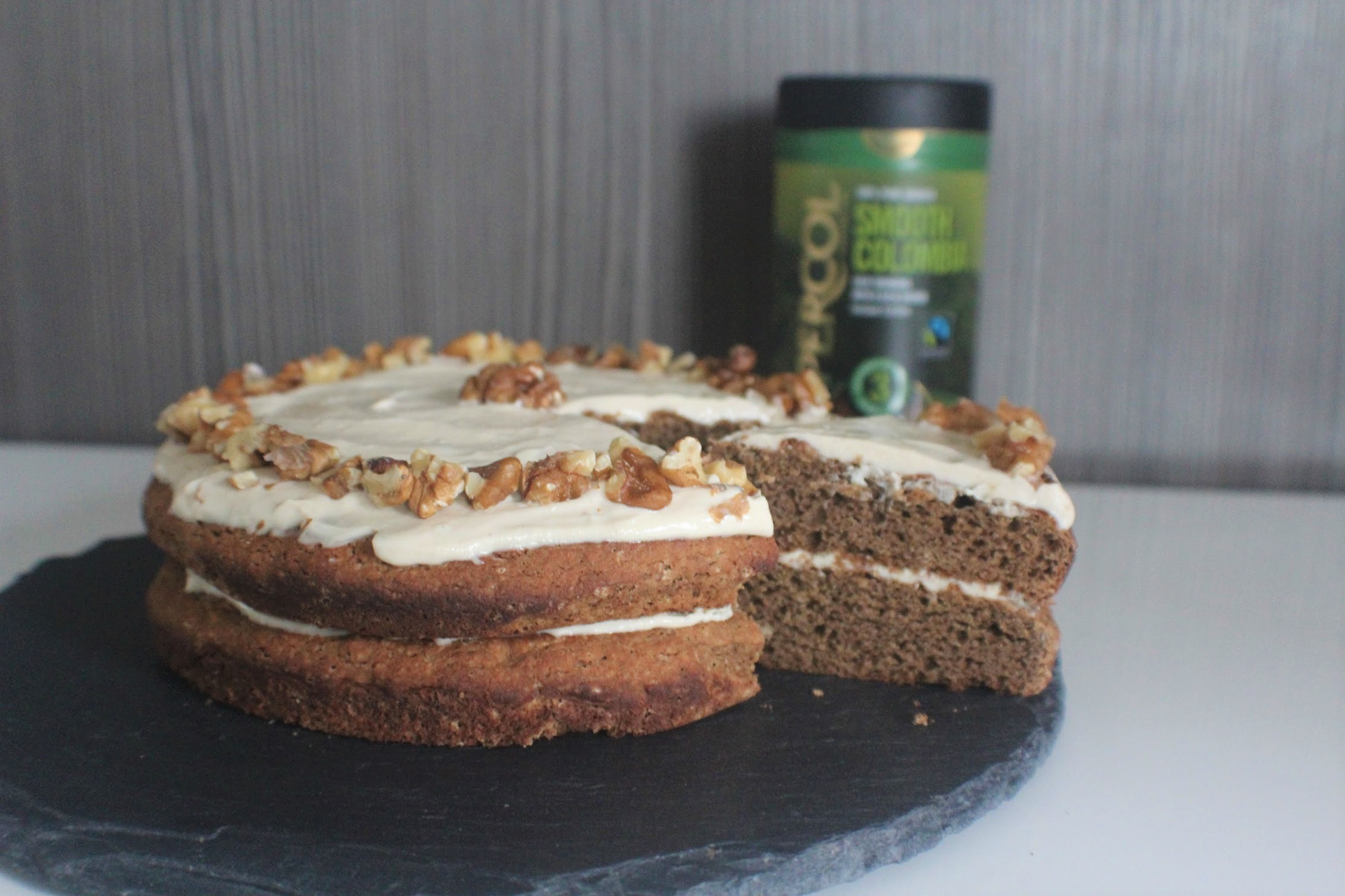 No Flour Gluten Free Layered Cake Blog