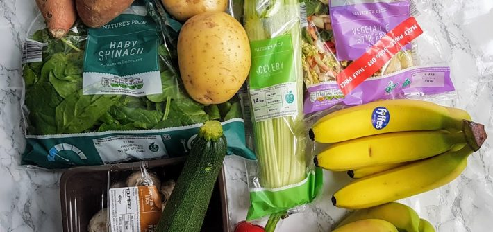 Recipe developer spamellabs health food blog weekly food shop at aldi healthy essentials forumfinder Choice Image