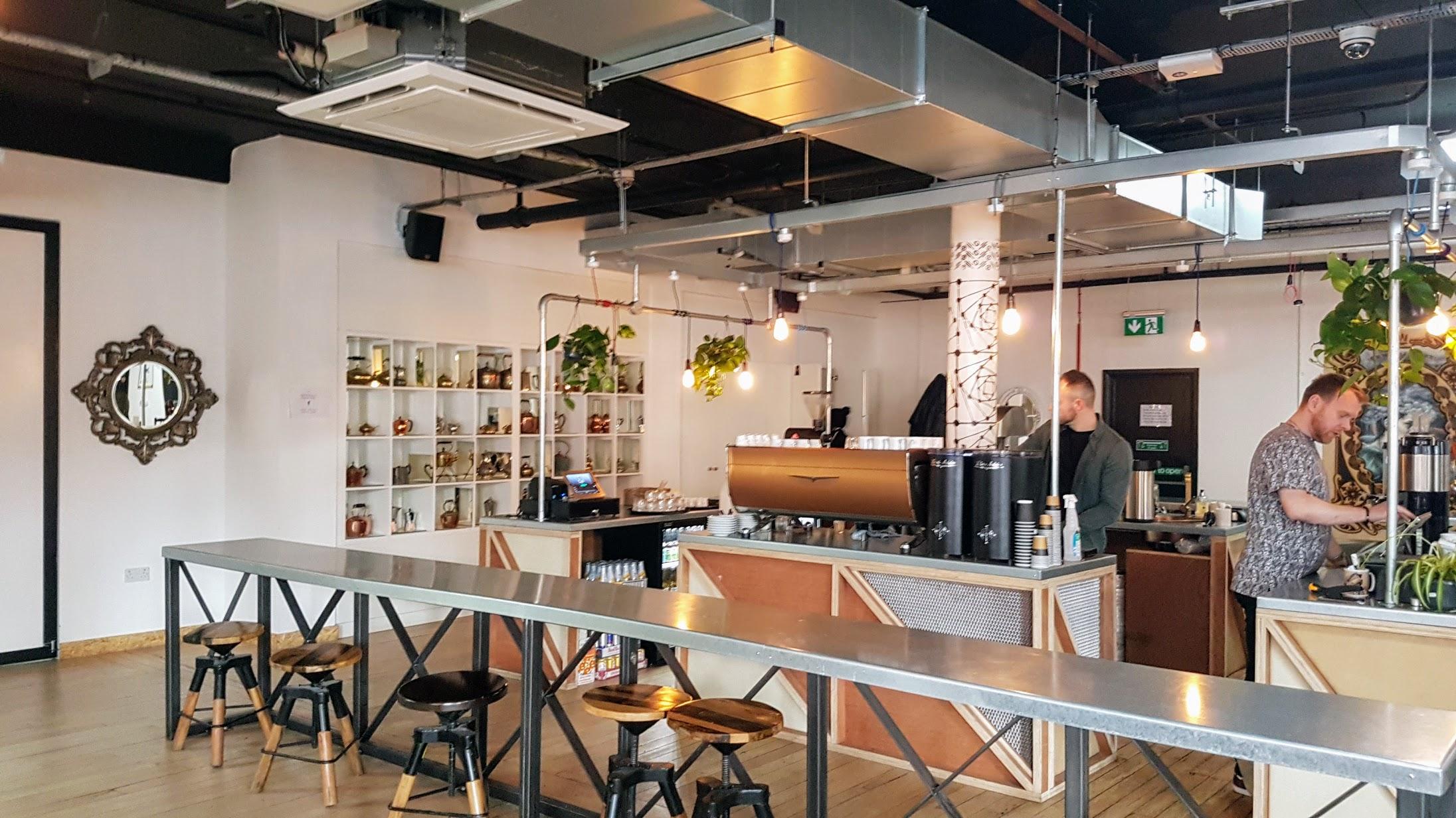 Pioneer A Freelancers Coffee Shop Heaven Spamellabs