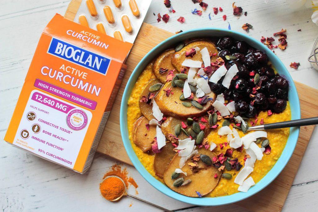 Concentre-se em açafrão - SpamellaB's Health Food Blog 3