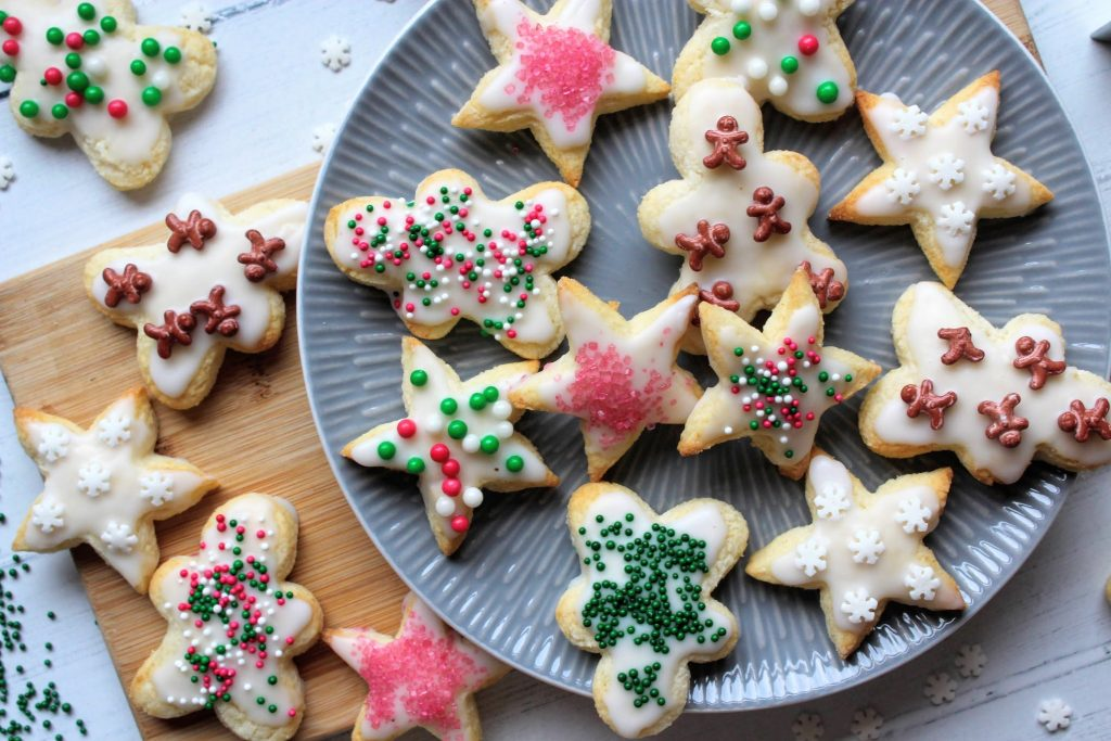 Christmas Iced Cookies - Blog de comida saudável do SpamellaB 3
