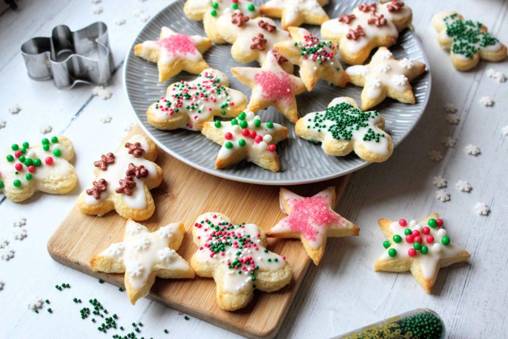 Christmas Iced Cookies - Blog de comida saudável do SpamellaB 4