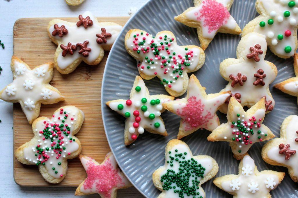 Christmas Iced Cookies - Blog de comida saudável do SpamellaB 5